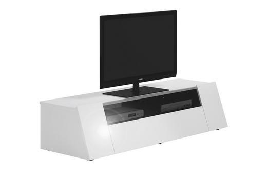 TV-ELEMENT Weiß - Weiß, Design (170/37.5/55cm)