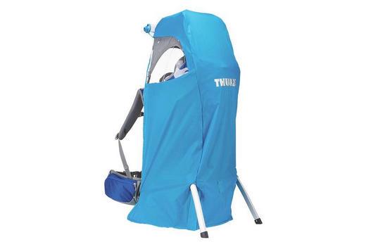 BABYTRAGENBEZUG Sapling - Blau, Basics, Textil (35/73/31cm) - Thule