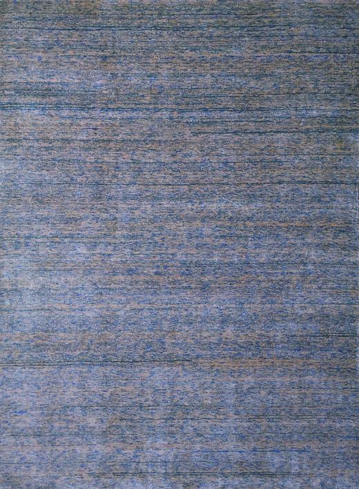 TEPPICH  200/300 cm  Blau, Grau - Blau/Grau, Basics, Textil (200/300cm)