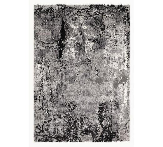 VINTAGE-TEPPICH  160/230 cm  Grau, Hellgrau, Dunkelgrau   - Dunkelgrau/Hellgrau, Trend (160/230cm) - Novel