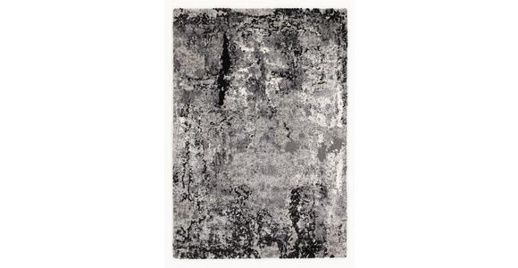 WEBTEPPICH  140/200 cm  Dunkelgrau, Grau, Hellgrau - Dunkelgrau/Hellgrau (140/200cm) - Novel
