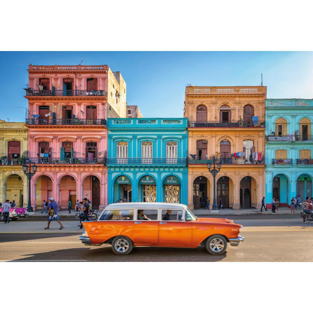 Komar Vlies Fototapete Havanna