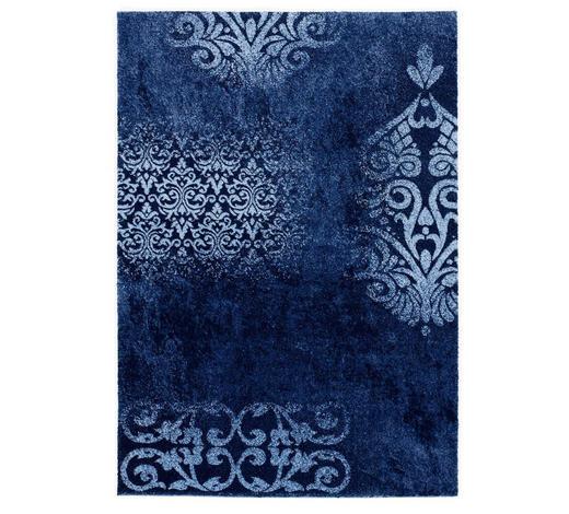 WEBTEPPICH  200/250 cm  Blau - Blau, LIFESTYLE, Textil (200/250cm) - Novel