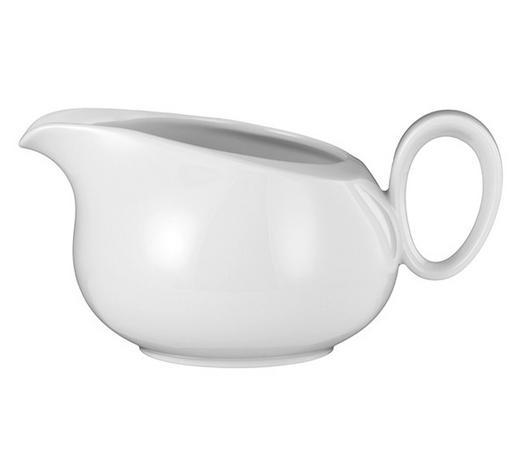 SAUCIERE 650 ml - Weiß, KONVENTIONELL, Keramik (0,65l) - Seltmann Weiden