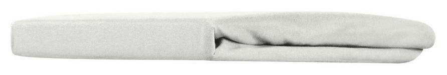 Spannleintuch Mathilda - Naturfarben, KONVENTIONELL, Textil (100/200/28cm) - Ombra