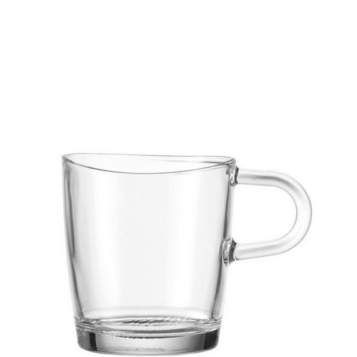 KAFFEEGLAS - Klar, Basics, Glas (11.5/8.5/8cm) - LEONARDO