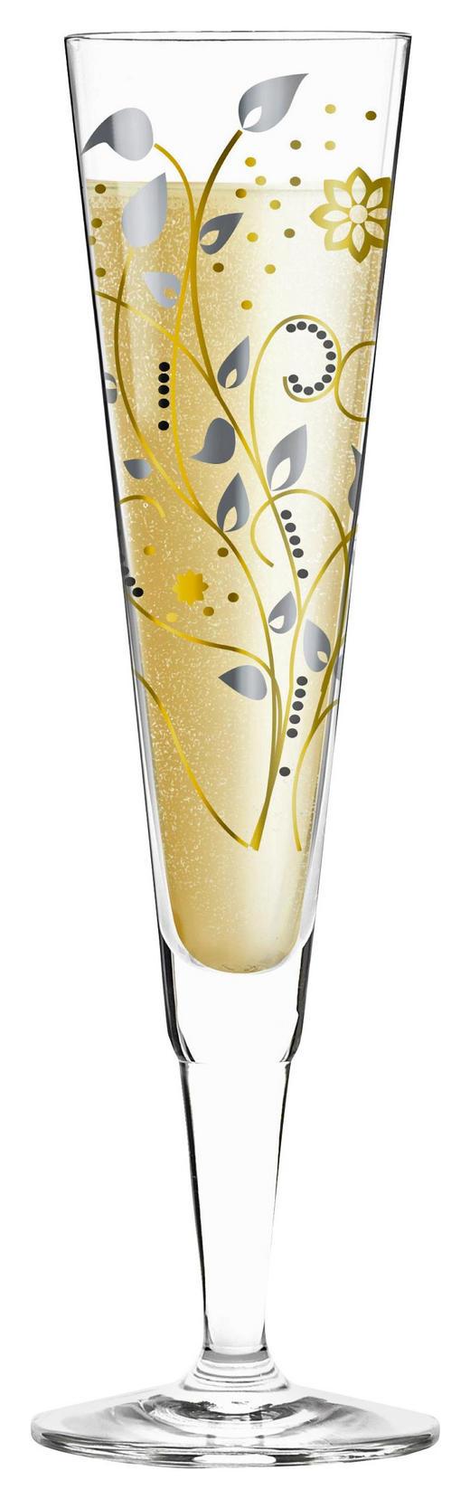 CHAMPAGNERGLAS - Basics, Glas (8/8/25cm) - Ritzenhoff