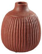 VASE 21,5 cm  - Gelb, LIFESTYLE, Keramik (21,5cm)