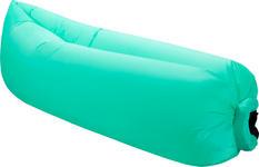 LUFTSOFA 70/250 cm Hellgrün - Hellgrün, KONVENTIONELL, Kunststoff (70/250cm) - Boxxx