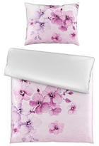 POVLEČENÍ - bílá/fialová, Trend, textil (140/200cm) - Esposa