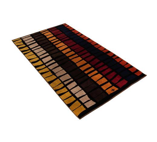 STRANDTUCH 100/180 cm - Gelb/Beige, KONVENTIONELL, Textil (100/180cm) - Vossen