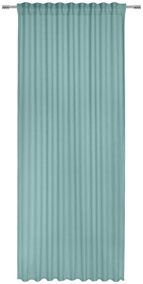 GARDINLÄNGD - mintgrön, Klassisk, textil (140/245cm) - Esposa