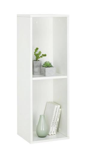 HYLLA - vit, Design, träbaserade material (30/90/26cm)