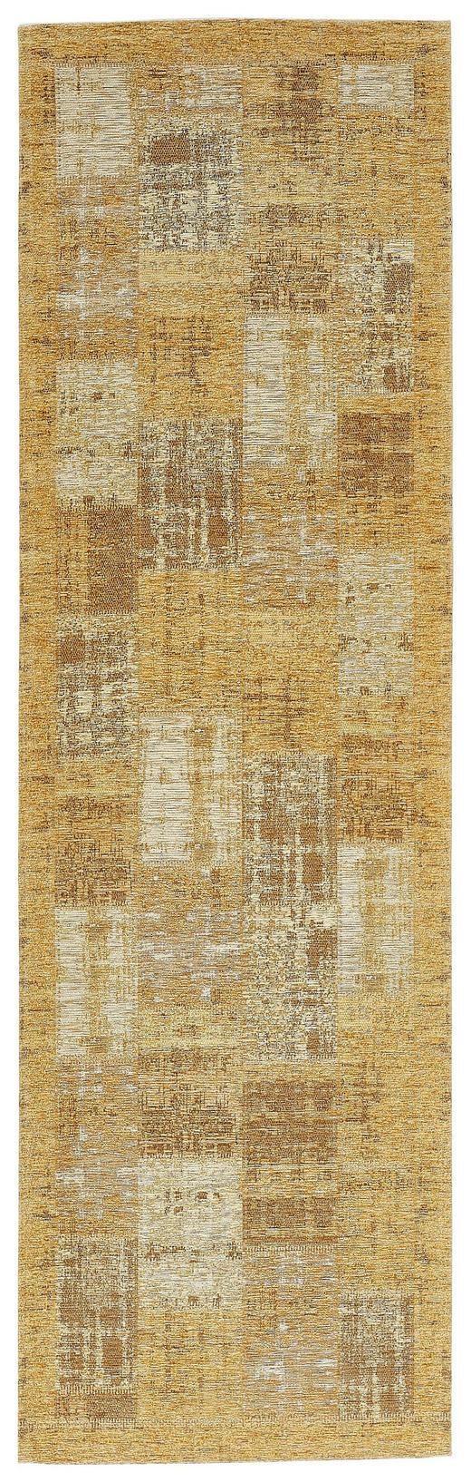 LÄUFER  68/220 cm  Goldfarben - Goldfarben, Basics, Textil (68/220cm) - Novel