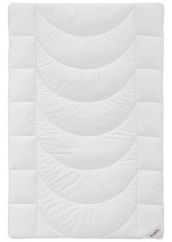 PŘIKRÝVKA CELOROČNÍ, 140/200 cm, polyester - bílá, Basics, textilie (140/200cm) - Sleeptex