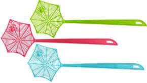 FLUGSMÄLLARE - grön/blå, Basics, plast (40 cmcm) - Fackelmann
