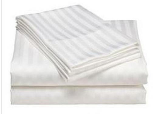 PLAHTA - bijela, Konvencionalno, tekstil (240/270cm)