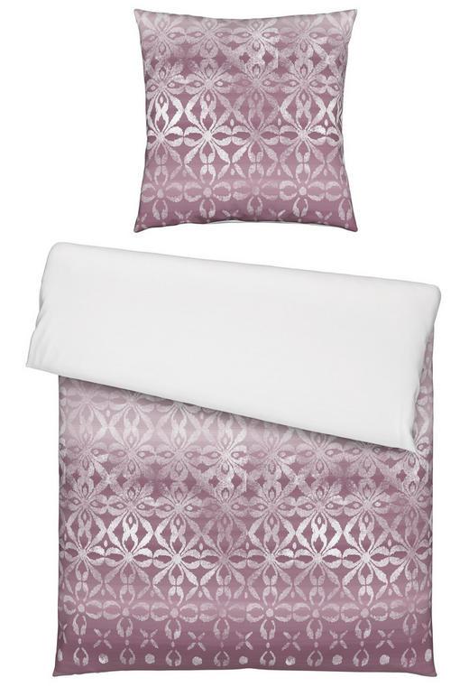 BETTWÄSCHE Jersey Lila 155/220 cm - Lila, Design, Textil (155/220cm) - Novel