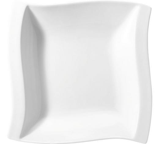 TALÍŘ NA POLÉVKU, porcelán - bílá, Basics, keramika (22/22cm) - Novel