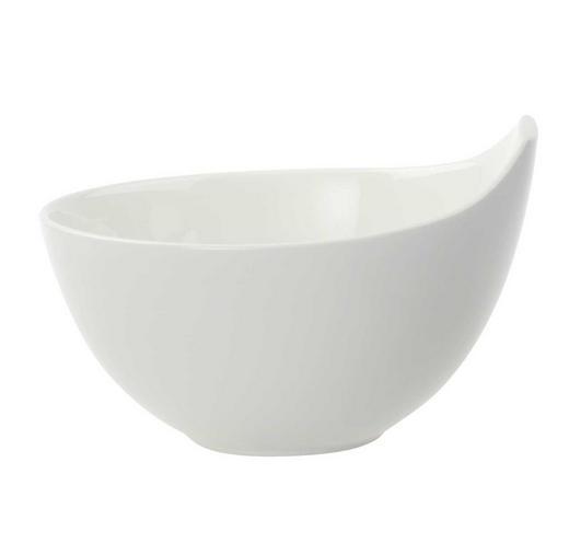 SCHALE Porzellan - Weiß, Basics (0,6l) - VILLEROY & BOCH