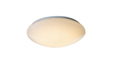 LED PLAFONJERA - Bela, Osnovno, Plastika/Metal (30/10cm) - Boxxx