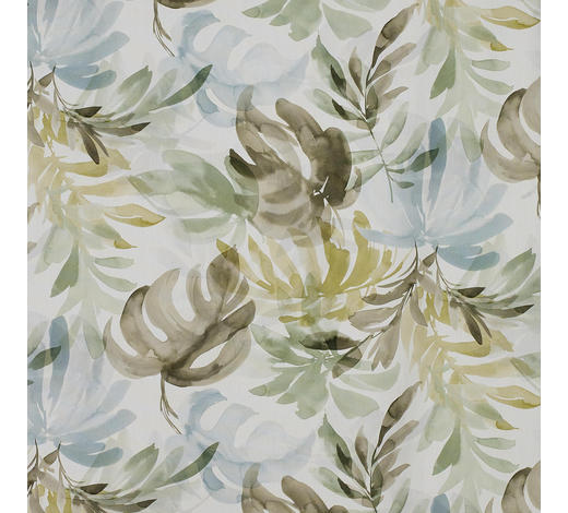 DEKOSTOFF per lfm blickdicht - Beige/Grau, Design, Textil (140cm) - Esposa