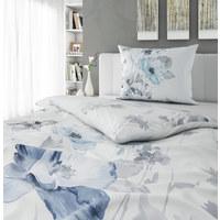 BETTWÄSCHE 140/200 cm - Blau/Weiß, LIFESTYLE, Textil (140/200cm) - Esposa