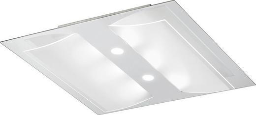 DECKENLEUCHTE - LIFESTYLE, Glas/Metall (55/55/9cm)