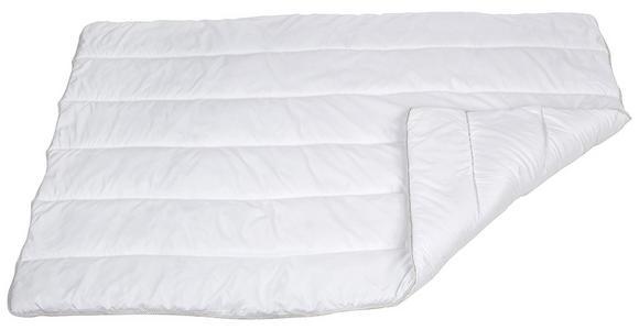 Steppdecke Sanitized 140x200 cm - Weiß, Basics, Textil (140/200cm) - Primatex
