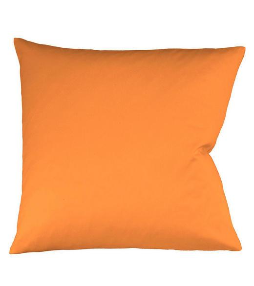 KISSENHÜLLE Orange 40/40 cm - Orange, Basics, Textil (40/40cm) - FLEURESSE