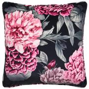 POLŠTÁŘ OZDOBNÝ - růžová/černá, Lifestyle, textil (45/45cm) - Novel