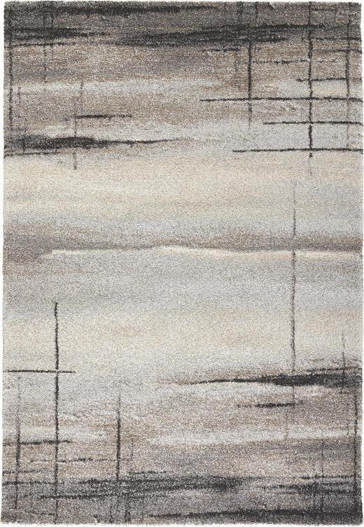 WEBTEPPICH  160/230 cm  Beige, Grau - Beige/Grau, Basics, Textil/Weitere Naturmaterialien (160/230cm)