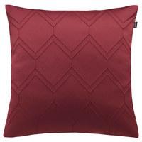 DEKORATIVNA BLAZINA J-ELEGANA - rdeča, Design, tekstil (50/50cm) - Joop!