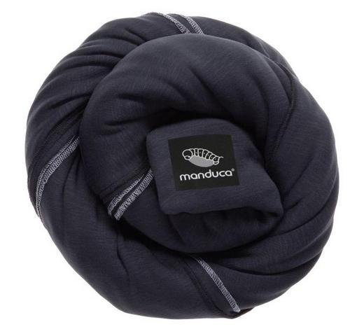 TRAGETUCH Sling - Schwarz, Trend, Textil (60/510cm) - Wickelkinder Manduca