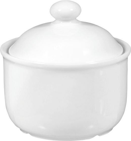 ZUCKERDOSE Keramik - Weiß, Basics, Keramik - Seltmann Weiden