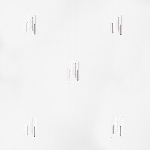 STORE per lfm - Braun/Weiß, KONVENTIONELL, Textil (300cm) - Esposa