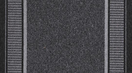 LÄUFER per  Lfm - Anthrazit, KONVENTIONELL, Kunststoff/Textil (100cm) - Esposa