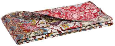 TAGESDECKE - Multicolor, KONVENTIONELL, Textil (130/160cm) - Novel