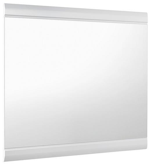 SPIEGEL Weiß - Weiß, Design, Holzwerkstoff (90/83/1.6cm) - Carryhome
