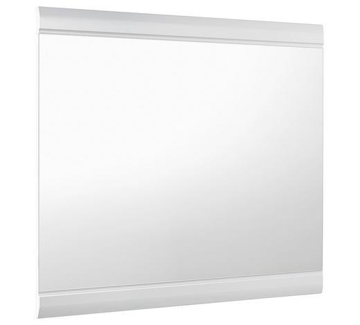 SPIEGEL  - Weiß, Design, Holzwerkstoff (90/83/1.6cm) - Carryhome