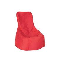 VREČA ZA SEDENJE rdeča tekstil - rdeča, Design, tekstil (85/100/85cm) - XORA