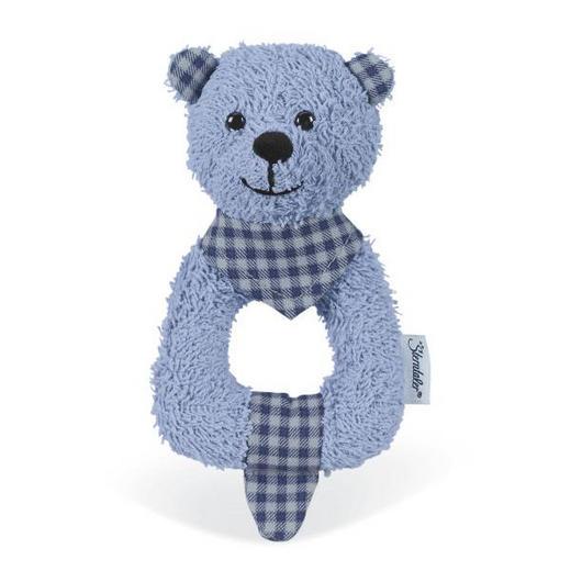 GREIFLING - Blau, Basics, Textil (17cm) - Sterntaler