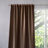 Fertigvorhang Verdunkelung  - Taupe, Basics, Textil (140/245cm) - Esposa