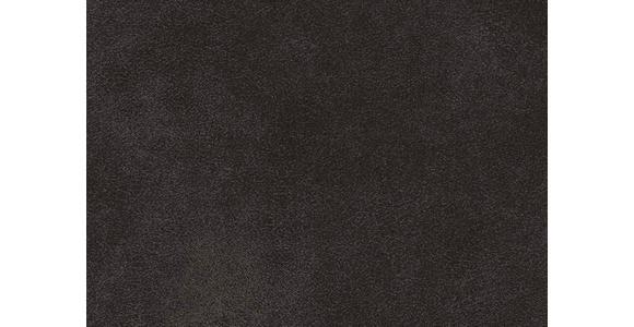 WOHNLANDSCHAFT Dunkelbraun Lederlook  - Dunkelbraun, KONVENTIONELL, Kunststoff/Textil (251/193cm) - Cantus