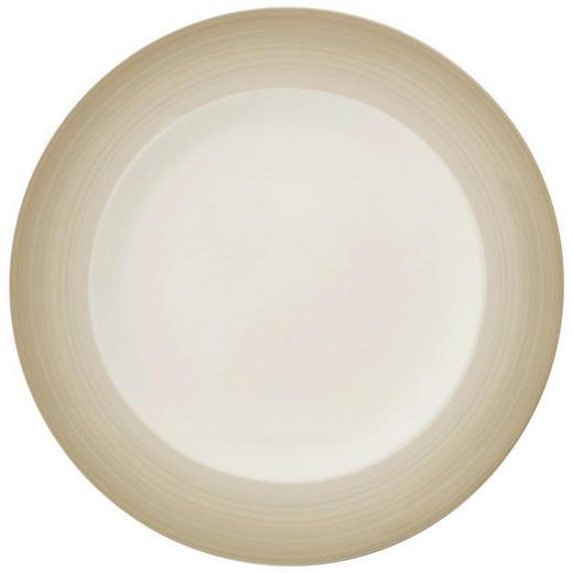 FRÜHSTÜCKSTELLER - Beige/Creme, KONVENTIONELL, Keramik (21,5cm) - Villeroy & Boch