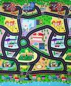 SPIELTEPPICH   Multicolor - Multicolor, Kunststoff (120/100/0,3cm)