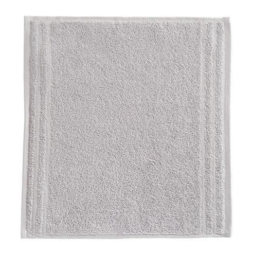SEIFTUCH  Hellgrau - Hellgrau, Basics, Textil (30/30cm) - VOSSEN