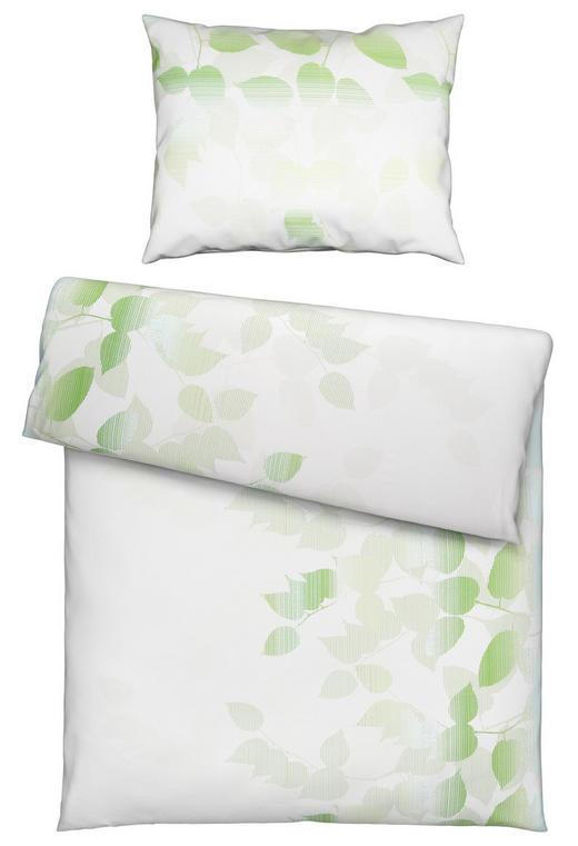 POVLEČENÍ - zelená, Lifestyle, textil (140/200cm) - Fussenegger