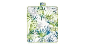Picknickdecke 150/180 cm - Grün, Trend, Textil/Weitere Naturmaterialien (150/180cm) - Esposa