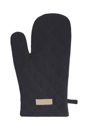 GRYTVANTE - svart, textil (30/15/2cm)